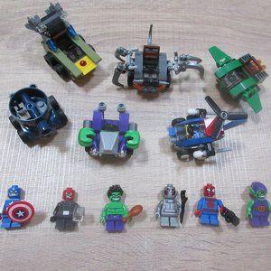 Lego Marvel Mini Figures minifigure sets